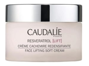 Resveratrol face-lifting soft cream